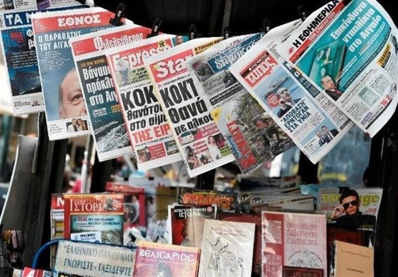 نشریات ترکیه در یک نگاه، اعمال فشار آمریکا برای آتش بس، اردوغان: عقب نشینی نمی کنیم