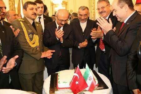 بزرگداشت سی وهشتمین سالگرد پیروزی انقلاب اسلامی در آنکارا