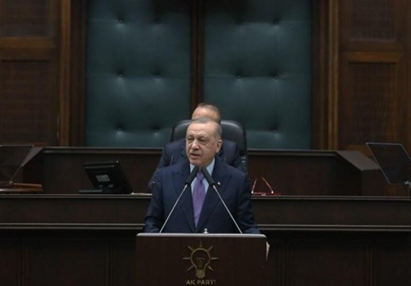 اردوغان: ادلب مسئله بین ترکیه و روسیه نیست