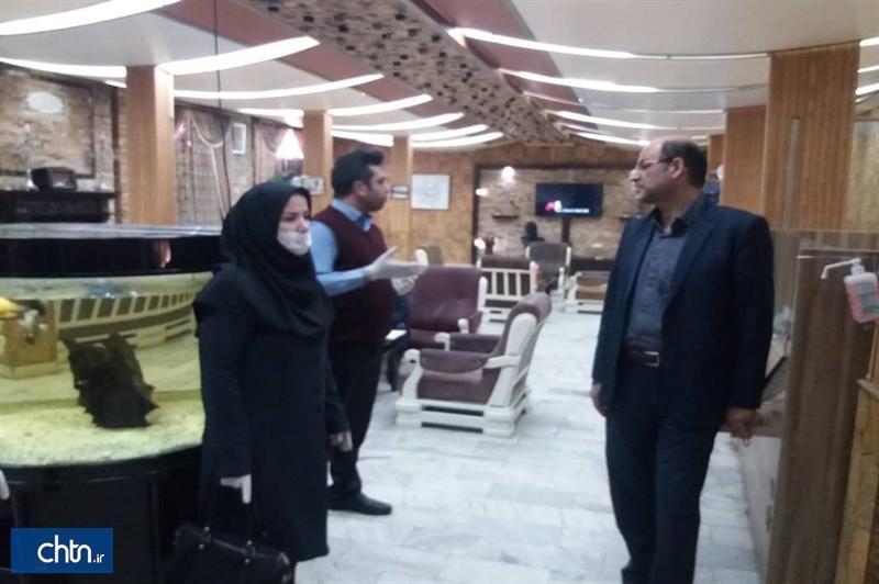 بازدید از واحدهای اقامتی آذربایجان غربی