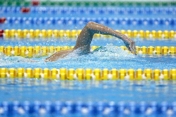 استفاده از فناوری ویدئویی در مسابقات شنا